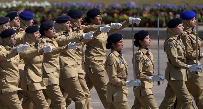 Pak Army Announced Registration for AFN's (Armed Forces Nursing