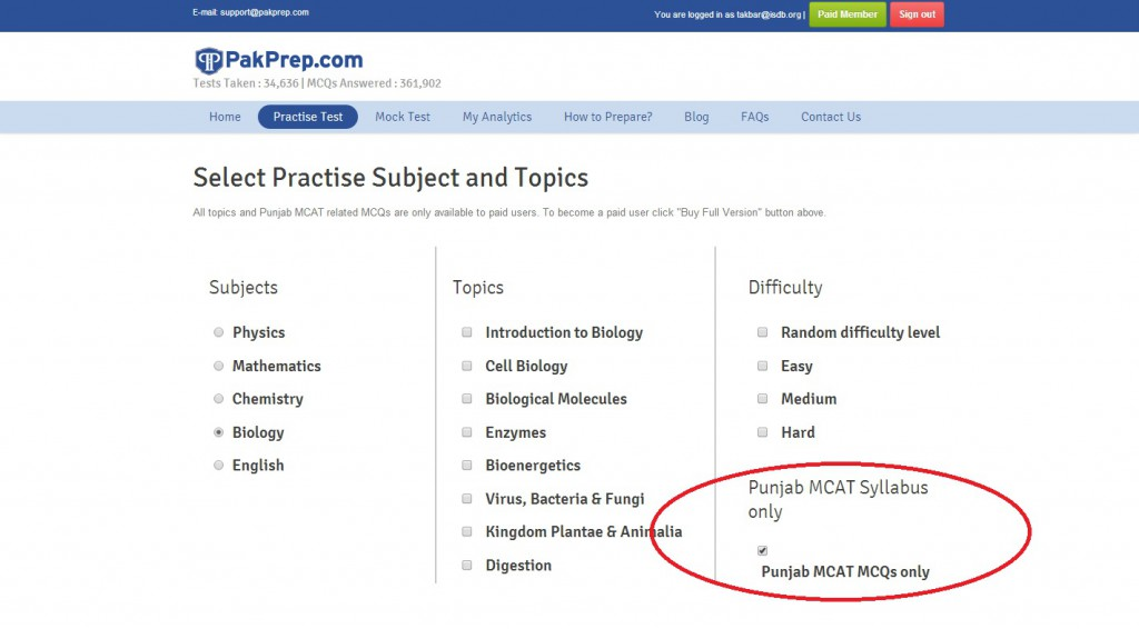 mcat database essay Find the best medical schools for you search medical school programs by tuition, state, size, and more to find your best fit.