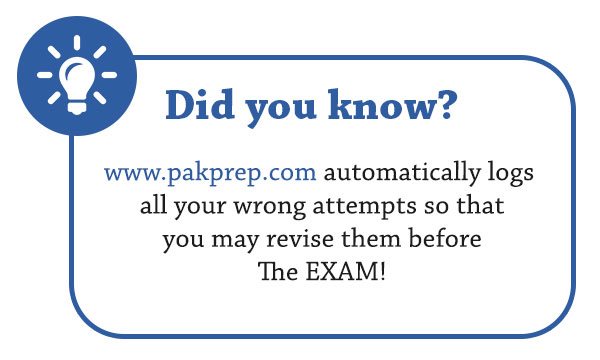 Entry test preparation Pakistan
